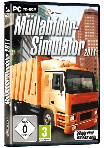Mullabfuhr-Simulator 2011
