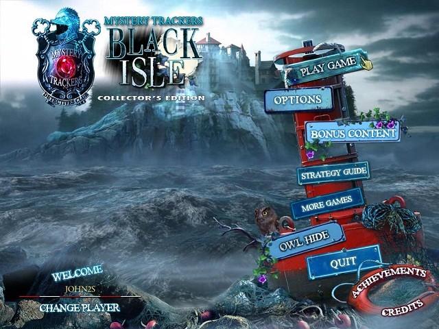 Mystery Trackers 3: Black Isle Collector's Edition / Охотники за тайнами. Черный остров. Коллекционное издание [P] [RUS] (2012)