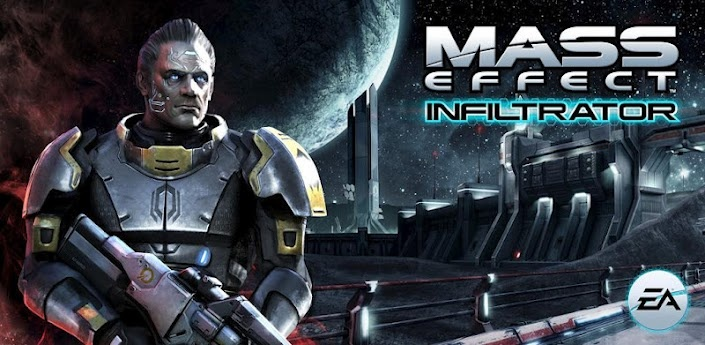 Mass effect infiltrator:: android gameplay video youtube.