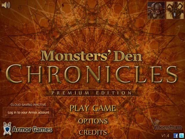 Monster's Den: Chronicles v1.4 (Premium Edition) / +RUS v1.4