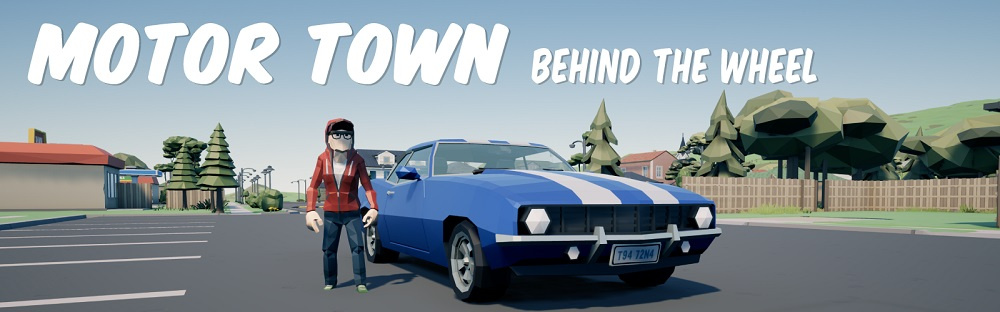 Motor Town: Behind the wheel v0.4.17+1