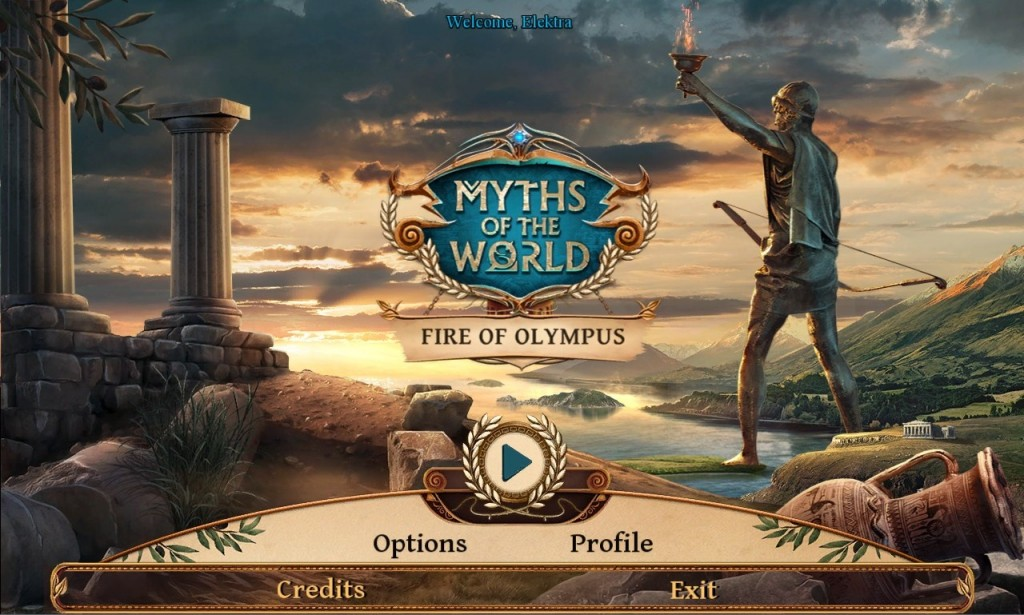 Myths of the World 12: Fire of Olympus