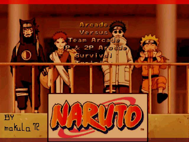 Naruto Street Battle