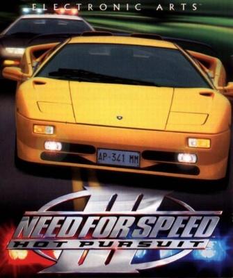 NFS 3 / Need For Speed 3: Hot Pursuit / Жажда Скорости 3: Горячее Преследование