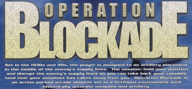 Operation Blockade / Бункер v1.0