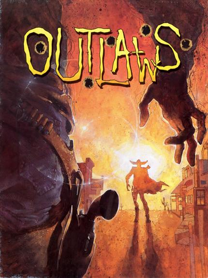 игра Outlaws скачать - фото 4