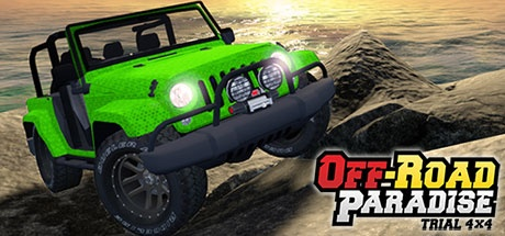 Off-Road Paradise: Trial 4x4 [Steam Early Access]