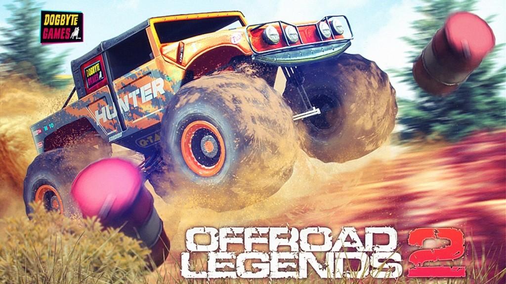 Скачать бесплатно Внедорожные легенды 2 для Android. Игра Offroad legends