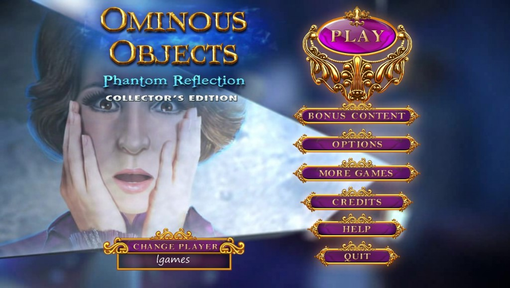 Ominous Objects 2: Phantom Reflection Collector's Edition