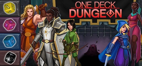 One Deck Dungeon v1.0