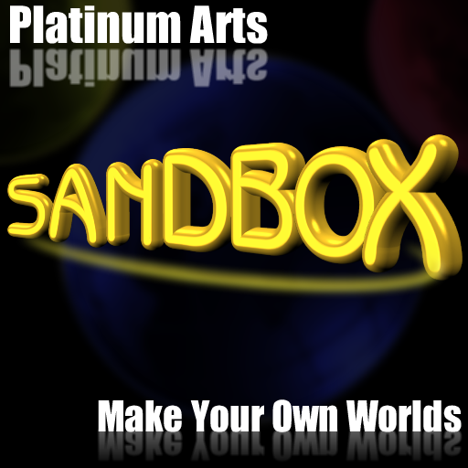 Platinum Arts Sandbox Free 3D Game Maker v2.8.2
