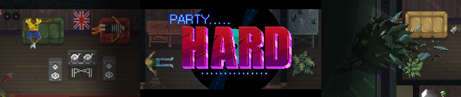 Party Hard v1.4.028.r + All DLCs / + GOG v2.1.0.6