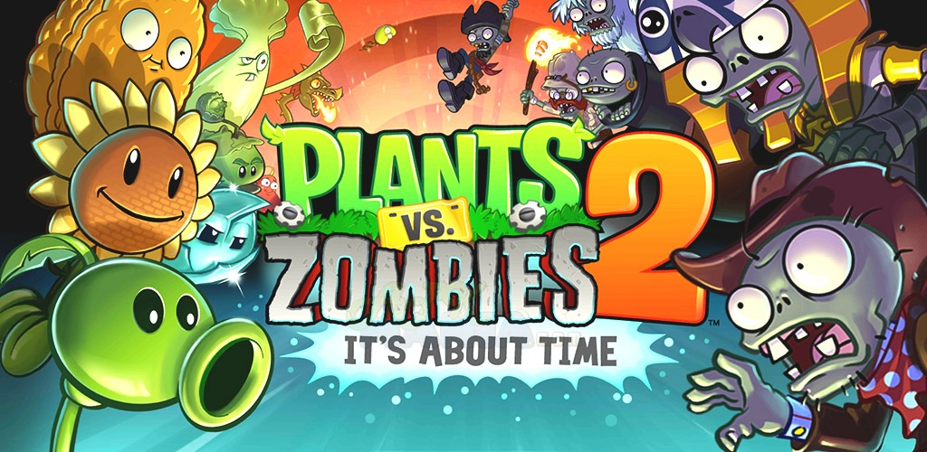 Plants vs. Zombies 2: It's About Time HD v5.9.1