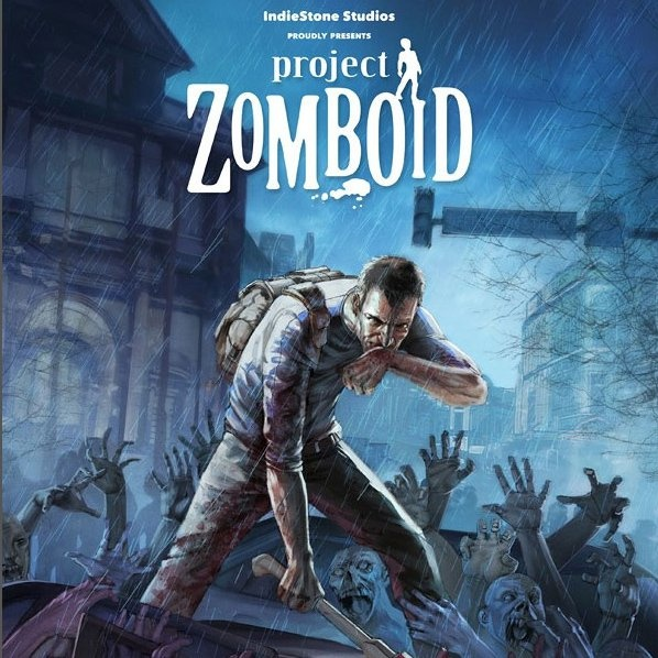 Project Zomboid v41.50 [Steam Early Access] / Project Zomboid Vehicles v41.2