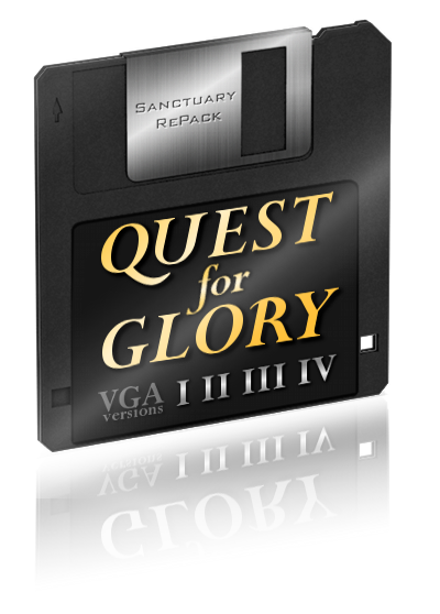 Quest for Glory I-IV
