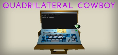 Quadrilateral Cowboy v28.02.2018