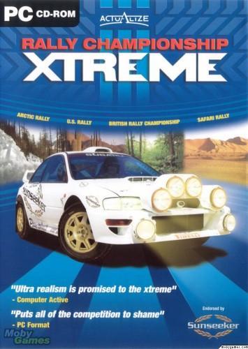 Rally Championship Xtreme (2001) PC