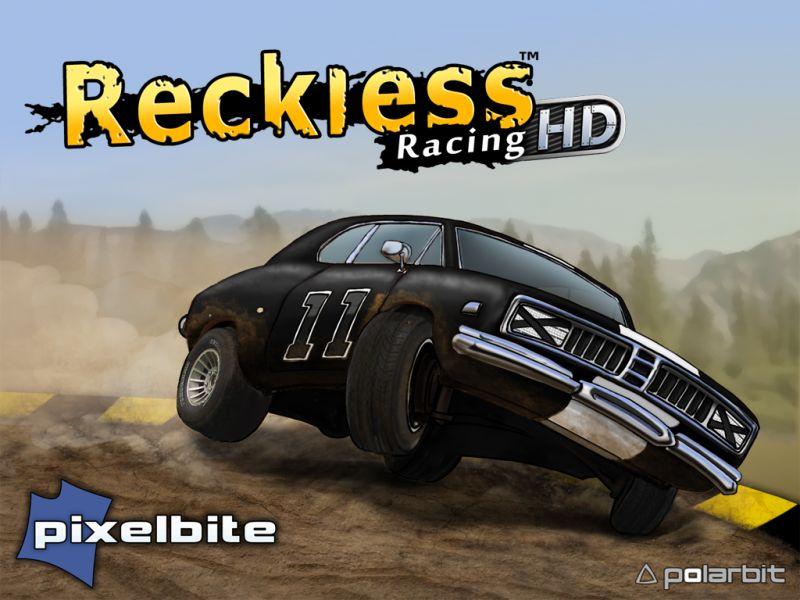 Скачать Reckless Racing 3 на Андроид - Обзор игры