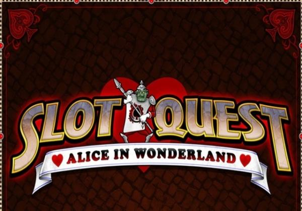 reel deal slot quest alice in wonderland walkthrough