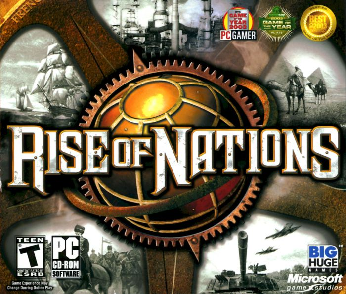 Rise Of Nations / Расцвет наций