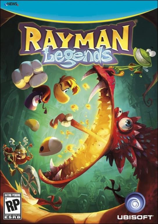 Скачать игру на компьютер rayman legends
