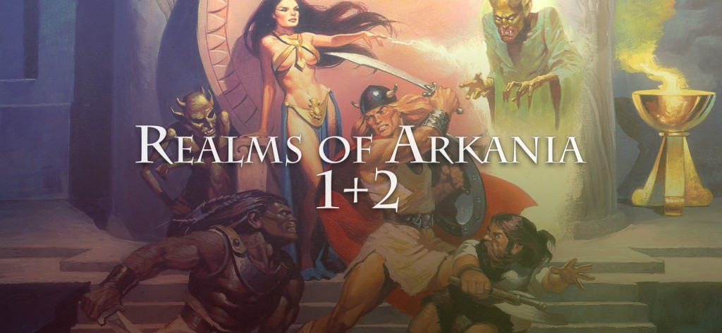 Realms of Arkania 1+2 v2.1.0.27 [GOG]