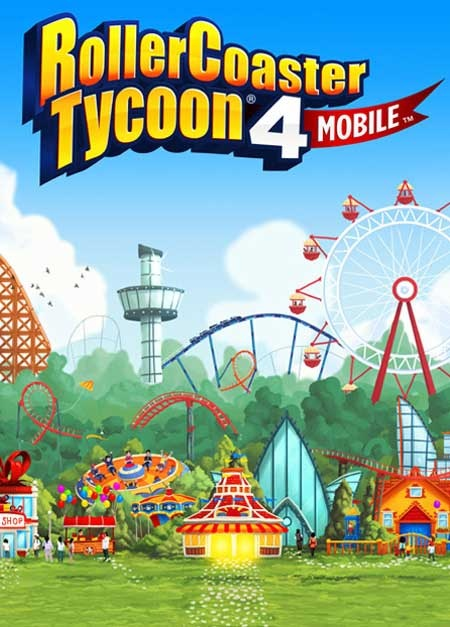 RollerCoaster Tycoon 4. Mobile v1.0.6