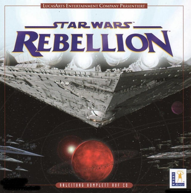 Star Wars: Rebellion / +GOG