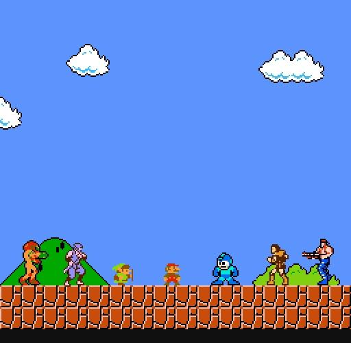 Super Mario Bros. Crossover v3.1.21