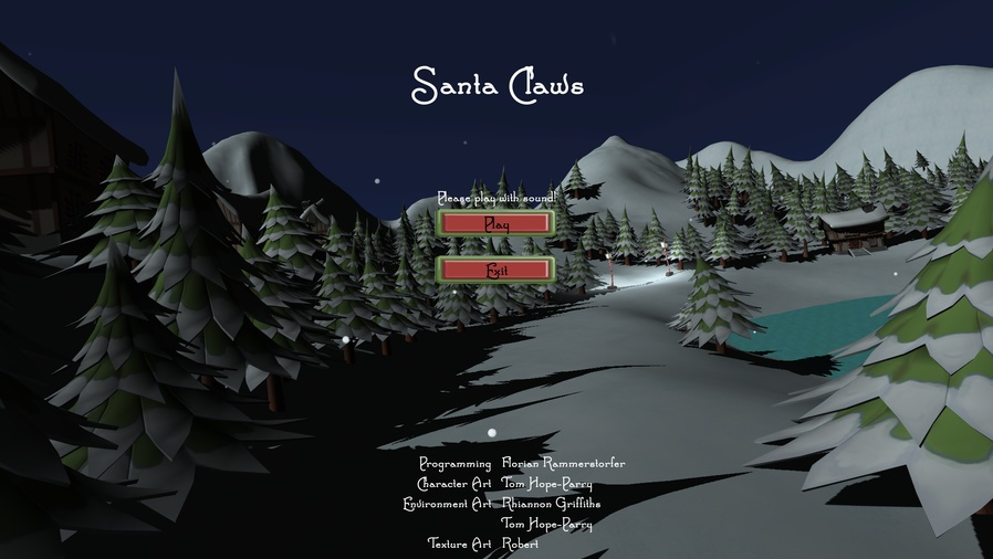 Игру Santa Claws
