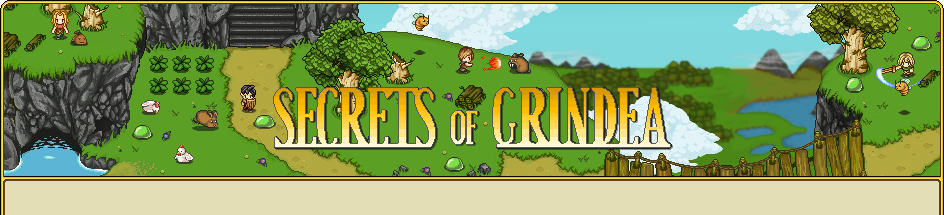Secrets of Grindea [Early Access] v0.710b