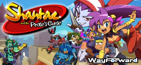 Shantae and the Pirate's Curse v1.04g