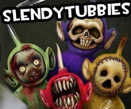 Slendytubbies v2