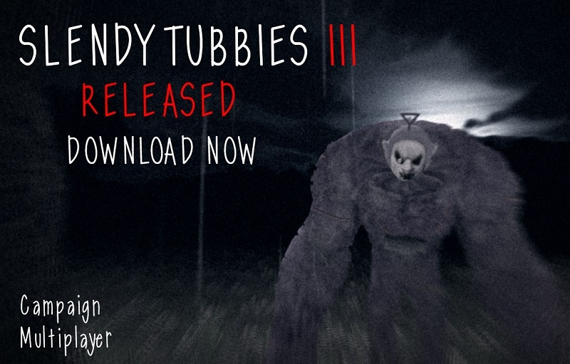 Slendytubbies 3 v1.25