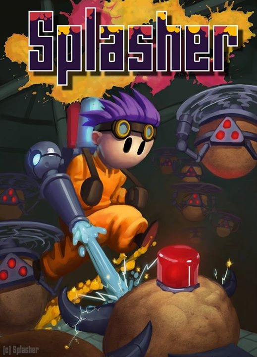 Splasher v04.04.2017