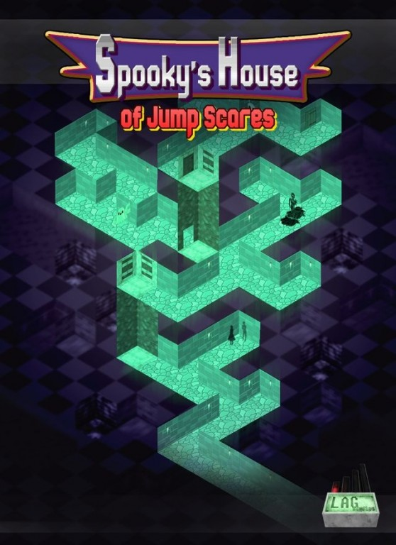 Spooky's House of Jump Scares v2.9.2