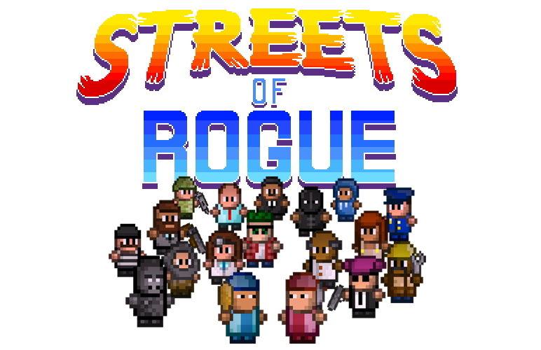 Streets of Rogue v.Alpha 67e [Steam Early Access]