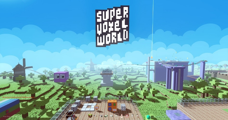 Super Voxel World v1.9.9