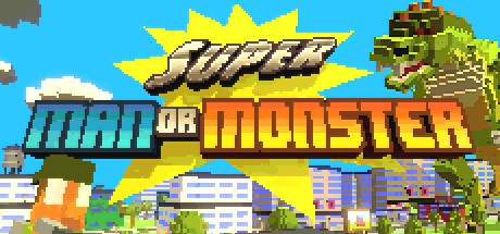Super Man Or Monster v1.0