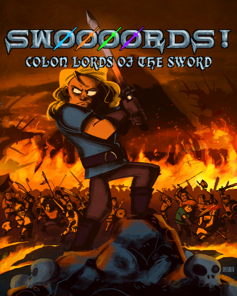 SWOOOORDS! Colon Lords of the Sword v1.3.1