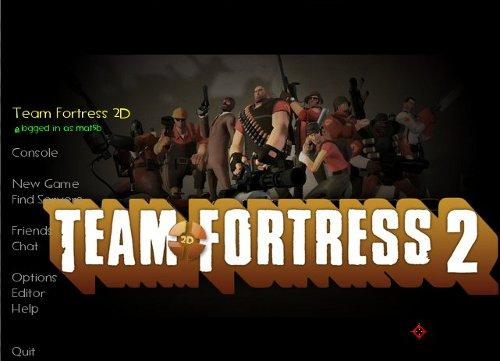 Team Fortress 2D Beta 3