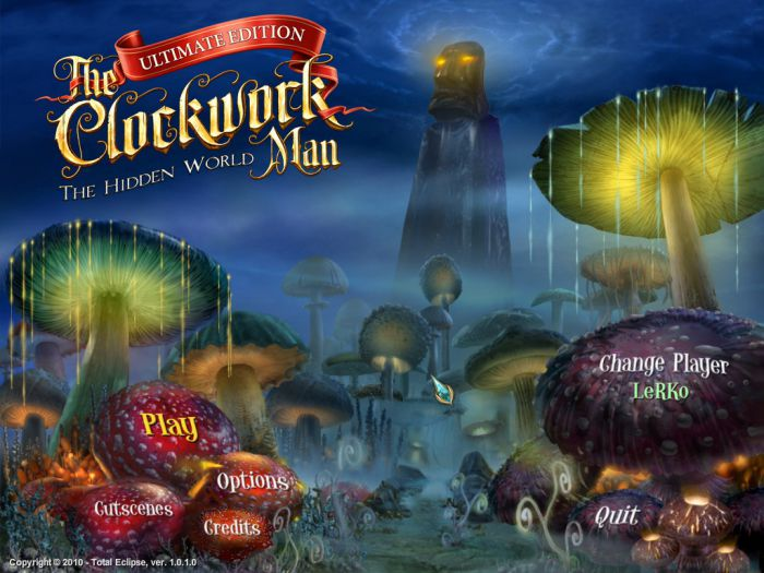 The Clockwork Man 2: The Hidden World Ultimate Edition / + RUS