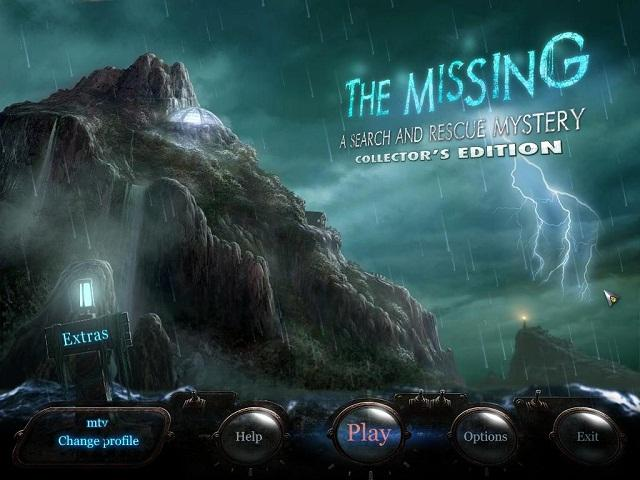 The Missing: A Search and Rescue Mystery Collector's Edition / Пропавшие без вести. Поисково-спасательные тайны / Без вести пропавшие. Мистический детектив