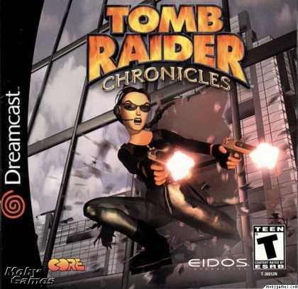 Tomb Raider:Chronicles