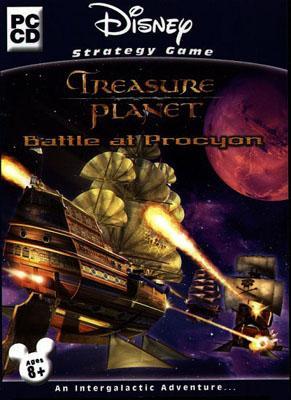 Игру Treasure Planet
