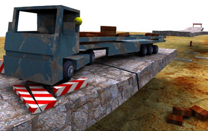 Tricky Truck Simulator