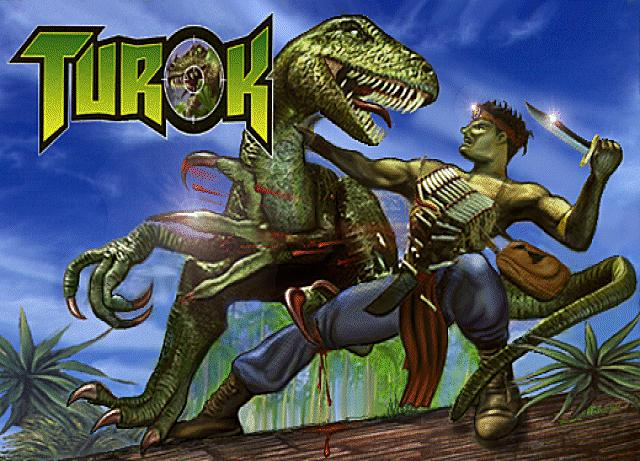Turok: Dinosaur Hunter v1.4.7 [Remastered] / + GOG v2.3.0.8