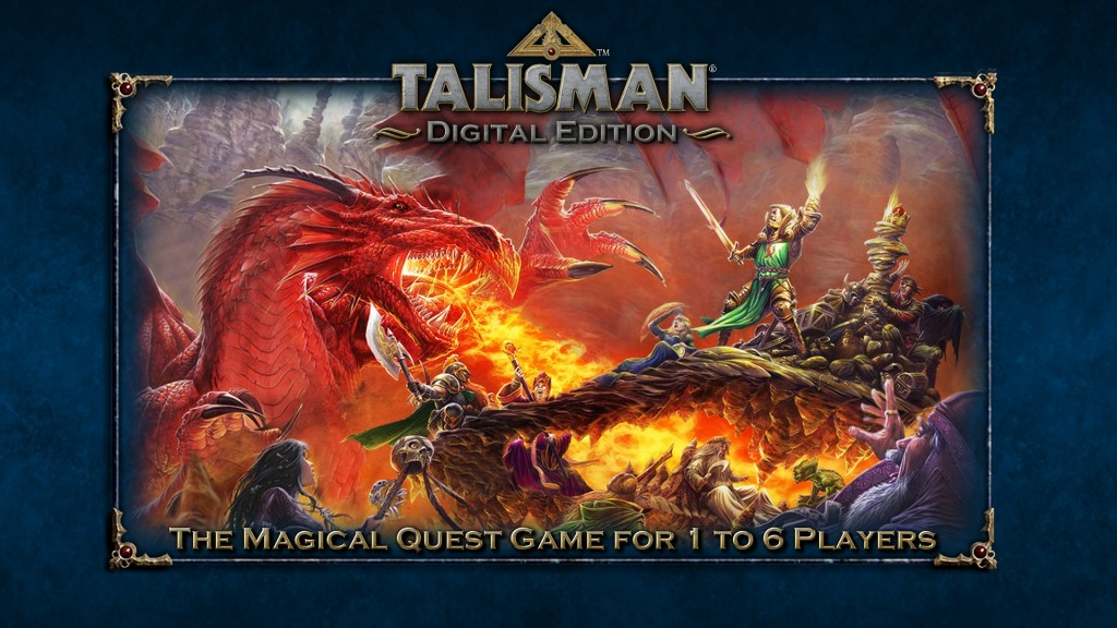 Talisman: Digital Edition v23.10.19 + All DLC