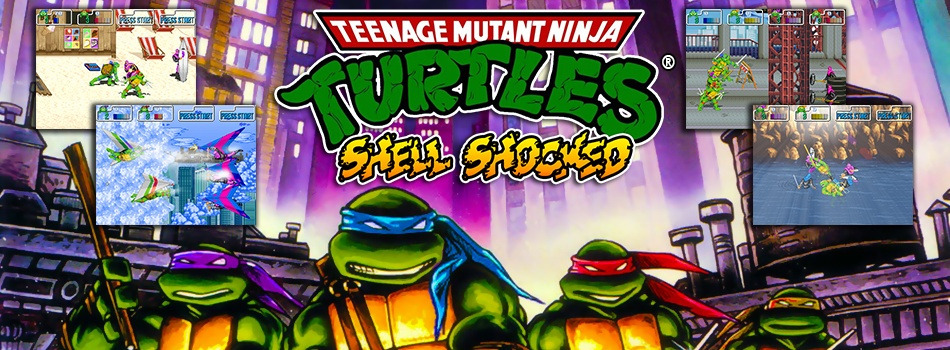 Teenage Mutant Ninja Turtles: Shell Shocked v4.84.53