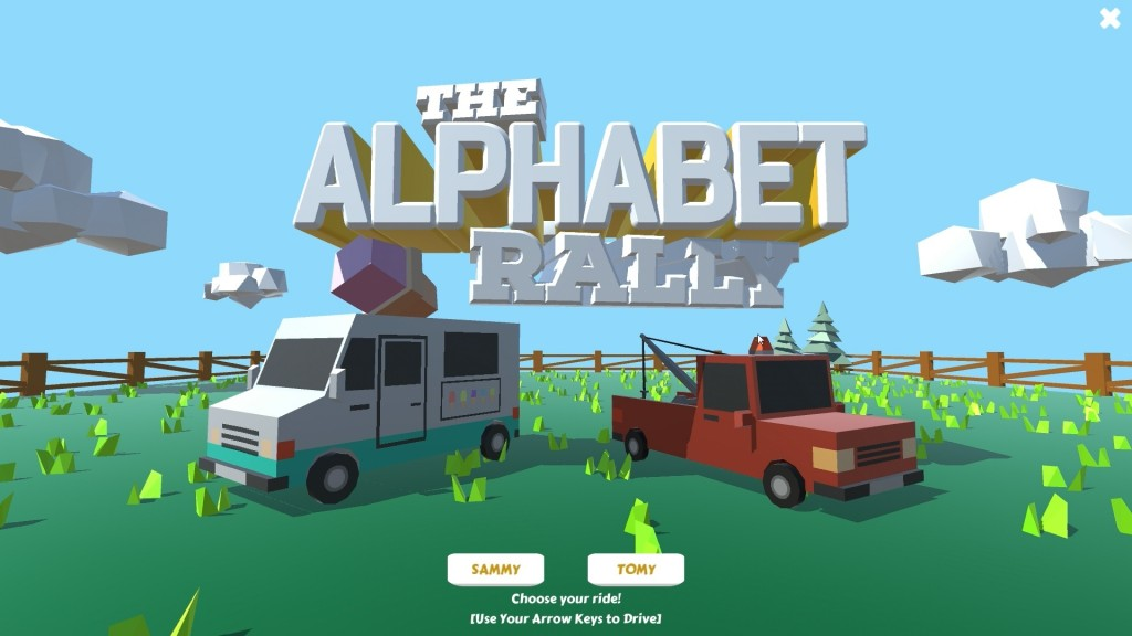 The Alphabet Rally v1.0